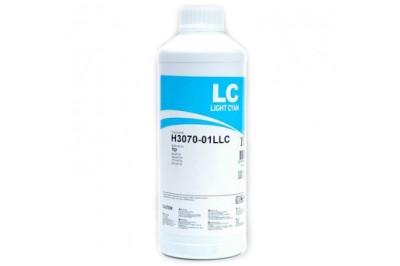 Чернила для HP H3070-01LC (Cyan, синие, 177), 1L, InkTec