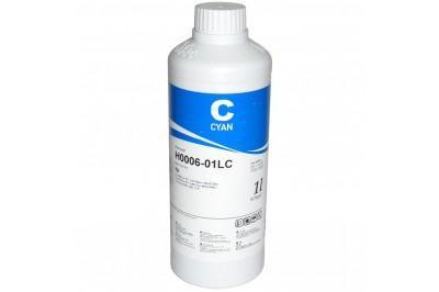 Чернила для HP H0006-01LC (Cyan, синие, 22/ 22XL/ 28/ 57), 1L, InkTec,