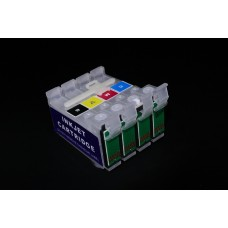 СНПЧ (Система непрерывной подачи чернил) Epson Stylus T40W/ TX200/ TX209/ TX210/ TX219/ TX300/ TX400/ TX409/ TX410/ TX419/ TX550/ TX600