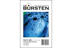 Фотобумага BURSTEN Сатин, 10x15 , 260гр/м (50 листов) (RC-base)