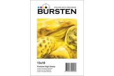 Фотобумага BURSTEN 13х18 Глянцевая Супер-глянец 240гр/м (50 л.)