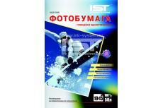 Фотобумага глянцевая односторонняя 180гр/м, 4R (10х15), 50 л, (G180-504R) IST