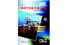 Фотобумага матовая односторонняя 108гр/м, А4 (21х29.7), 100л, (M108-100A4) IST