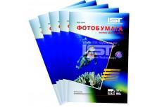 Фотобумага матовая односторонняя 220гр/м, 4R (10х15), 500 л, (M220-5004R) IST