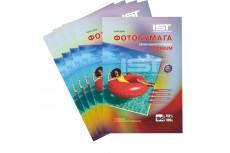 Фотобумага Premium сатин односторонняя 260гр/м, 4R (10х15), 500л, (Sa260-5004R) IST