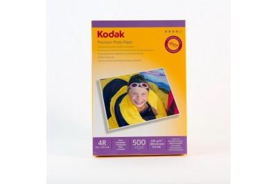 Фотобумага Kodak Глянцевая 200г/м2  500 листов 4R (10,2x15,2)