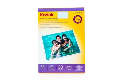 Фотобумага Kodak Глянцевая 230г/м 50л. 13х18