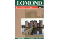 Фотобумага матовая односторонняя 90гр/м, А4 (21х29.7), 100 л, 0102001, Lomond