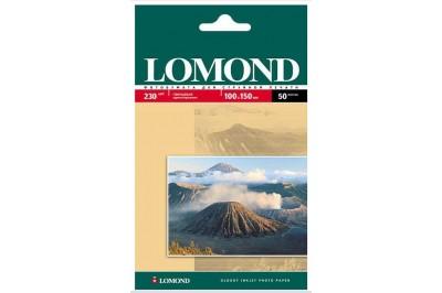 Фотобумага глянцевая односторонняя 230гр/м, 10х15, 500 л, 0102082, Lomond