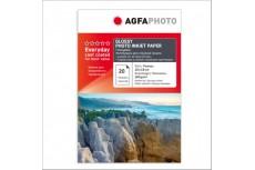 Фотобумага AGFA Глянцевая 180g 20 листов 4R(102x152)
