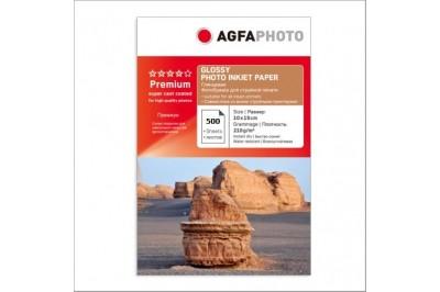 Фотобумага AGFA Глянцевая 210g 500 листов 4R(102x152)