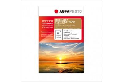 Фотобумага AGFA Суперглянцевая 260g 50 листов 4R(102x152)