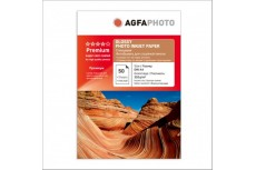 Фотобумага AGFA Глянцевая 210g 50 листов A4