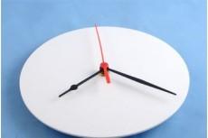 Часы пластиковые Ч-2 под полиграфию, круг, D200мм