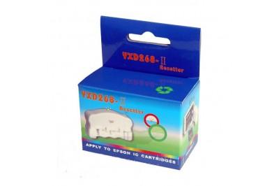 Программатор чипов (Сhip resetter) для принтеров Epson, код QE268, версия 2] для 7 контактных чипов [ResetterEpson]
