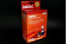 Заправочный набор BKI-2010D Black pigment (черный) для Canon PG-510/ 512BK (в наборе: чернила 20 мл x 2, заправочный зажим) InkTec