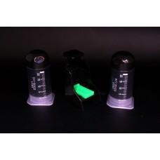 Заправочный набор BKI-9040D Black pigment (черный) для Canon PG-40/ 50 (в наборе: чернила 20 мл x 2, заправочный зажим) InkTec