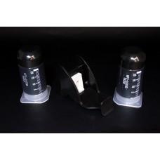 Заправочный набор HPI-0005D Black pigment (черный) для HP 27/ 56 (C8727A/ C6656A) (в наборе: чернила 20 мл x 2, заправочный зажим) InkTec