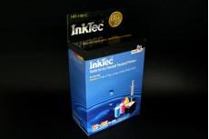 Заправочный набор HPI-1061C Color  (цветной) для HP 122(CH562HE)/ 122XL (CH564HE) (в наборе: чернила C,M,Y по 25 мл, заправочный зажим) InkTec