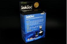Заправочный набор HPI-4060D Black pigment (черный) для HP 121/ 121XL (CC640WN/ CC641WN), 901/ 901XL (CC653A, CC654A) (в наборе: чернила 20 мл x 2, заправочный зажим) InkTec