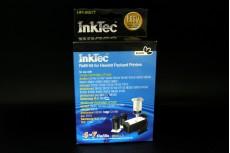 Заправочный набор HPI-6067T Black pigment (черный) для HP C8767 (96/339/130/853) (в наборе: чернила 20 мл x 3, заправочный зажим) InkTec
