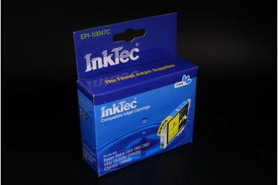Картридж струйный для Epson EPI-10047C = T04724A - cyan (синий) [C63/ C65/ C83/ C85/ CX3500/ CX6300/ CX6500]