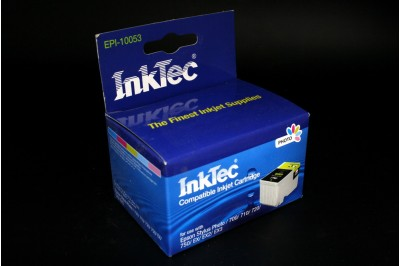 Картридж струйный для Epson EPI-10053, Stylus Photo [700/ 710/ 720/ 750/ EX/ EX2/ EX3], 5 color (пятицветный), InkTec