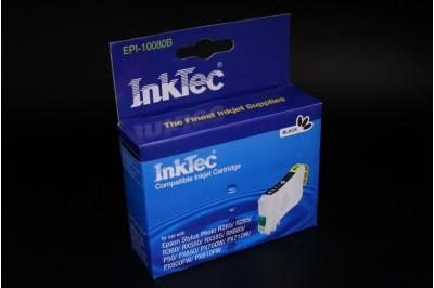 Картридж струйный для Epson EPI-10080B = T0801 black (черный) [R265/ R285/ R360/ RX560/ RX585/ RX685/ P50/ PX650/ PX700W/ PX710W/ PX720WD/ PX800FW]