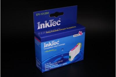 Картридж струйный для Epson EPI-10128M = T1283 Magenta (красный, пурпурный) S22/ SX125/ SX420W/ SX425W Stylus Office BX305F/ BX305FW, InkTec