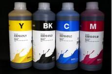 Чернила для Epson E0010-01L, комплект 4 цвета по 1 литру