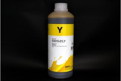 Чернила для Epson E0010-01LY, 1 литр, InkTec, Yellow (желтый)