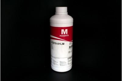 Чернила для HP H3070-01LM (Magenta, красные, пурпурные, 177), 1L, InkTec