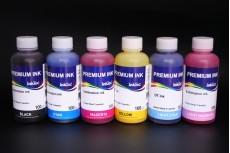 Чернила  сублимационные для Epson Piezo (комплект - 6 цветов по 100 мл, B,C,LC,M,LM,Y ), 100 мл, InkTec