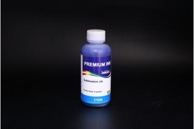 Чернила сублимационные для Epson Piezo DTI02-100MC Cyan 100мл InkTec