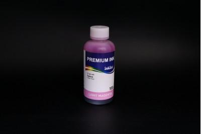 Чернила для Epson E0005-100MLM T0486 / Т0496, 100мл, InkTec, Light Magenta (светло-красный, розовый)