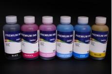 Чернила для Epson E0005-100M (комплект -  6 цветов по 100мл, B,C,M,Y,LM,LC ) 100мл InkTec