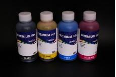 Чернила для Epson E0005-100M (комплект -  4 цвета по 100мл, B,C,M,Y) 100мл InkTec
