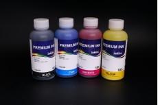 Чернила для Epson E0007-100, комплект 4 цветов по 100мл
