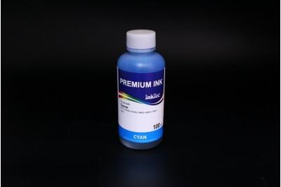 Чернила для Epson E0010-100MC T0822, 100 мл, InkTec, Cyan (синий)