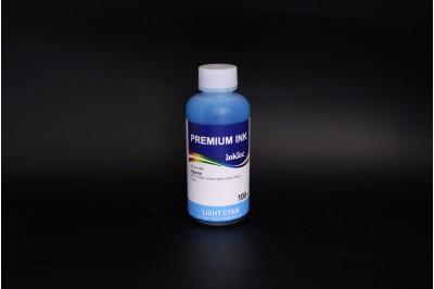 Чернила для Epson E0010-100MLC T0825, 100 мл, InkTec, Light Cyan (светло-синий, голубой)
