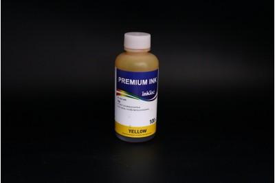Чернила для HP H1061-100MY (Yellow, желтые, 122/ 122XL) 100мл InkTec