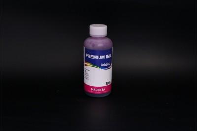 Чернила для HP H3070-100MLM (Magenta Photo, красные, пурпурные, 177) 100мл InkTec
