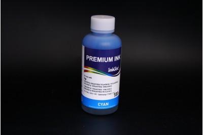 Чернила для HP H6066-100MC (Cyan, синие, 110/ 134/ 342) 100мл InkTec