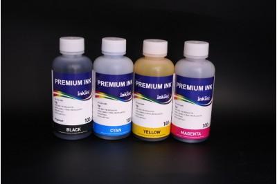 Комплект чернил InkTec H7064-100MB/C/M/Y (пигментные и водорастворимые), 4 x 100 мл, для HP 178 и HP 178XL