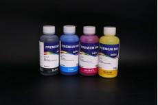 Комплект чернил InkTec H8940-100MС/M/Y, H5088-100MB (пигментные), 4 x 100 мл, для HP 940 и HP 940XL