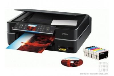 Epson Stylus Photo TX710W